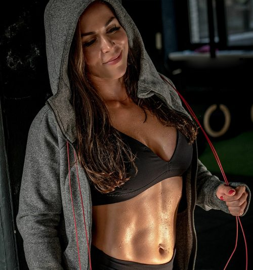 Stay at Home Strength Workout by Elli Hachmann